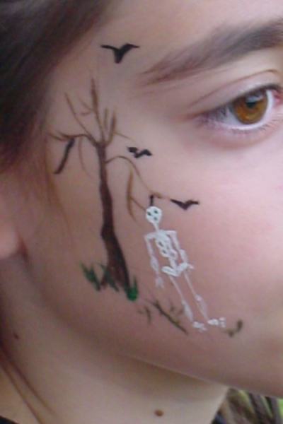 Seasonal Face Painting